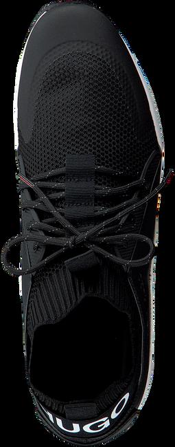 Zwarte HUGO Sneakers HYBRID RUNN KNMX  - large