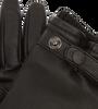 Zwarte UGG Handschoenen LEATHER BELTED GLOVE - small
