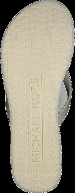 Witte MICHAEL KORS Slippers BEDFORD FLIP FLOP - large