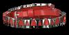 Roze SUPERTRASH Riem GS14M006  - small