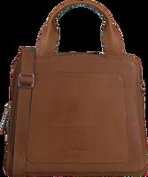 Cognac MYOMY Handtas MY LOCKER BAG HANDBAG - medium