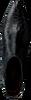 Zwarte NOTRE-V Enkellaarsjes 01A-203  - small
