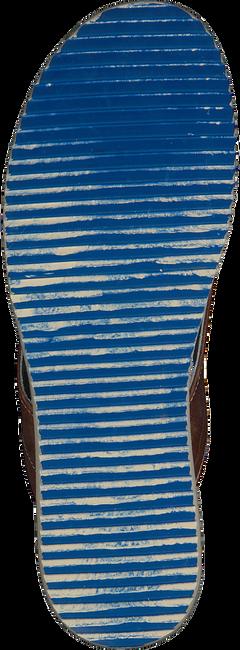 Cognac FLORIS VAN BOMMEL Slippers 20022 - large