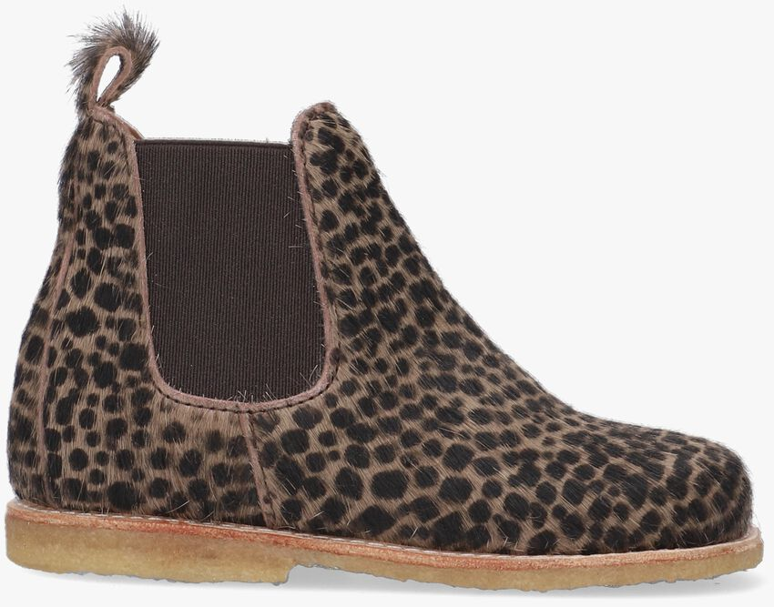 Bruine ANGULUS Chelsea boots 6025-102  - larger