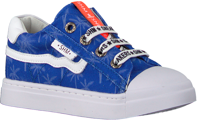Blauwe SHOESME Lage sneakers SH20S036  - large