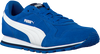 Blauwe PUMA Sneakers ST RUNNER SD JR  - small