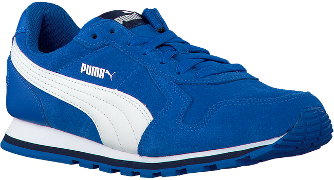 Blauwe PUMA Sneakers ST RUNNER SD JR  - large