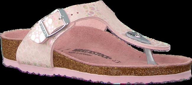 Roze BIRKENSTOCK Slippers GIZEH KIDS - large