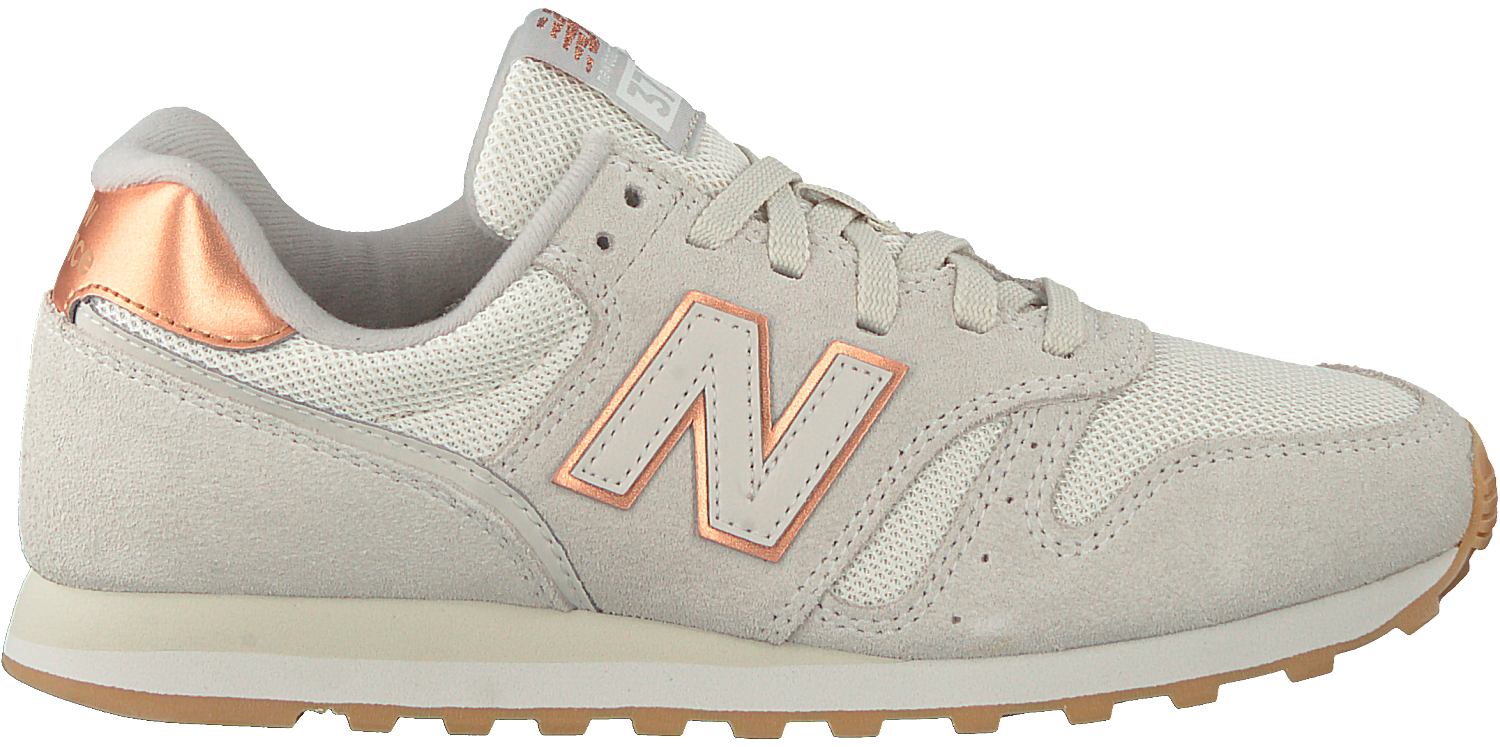 Witte NEW BALANCE Lage sneakers WL373 DAMES   Omoda