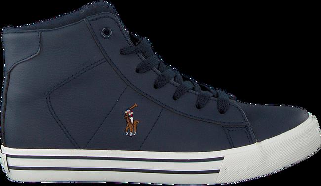 Blauwe POLO RALPH LAUREN Sneakers EASTEN MID - large