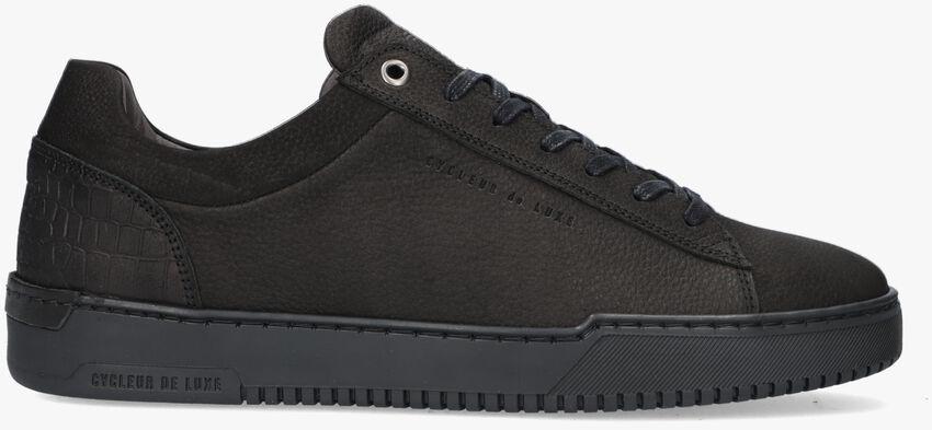 Zwarte CYCLEUR DE LUXE Lage sneakers PRESUIT  - larger