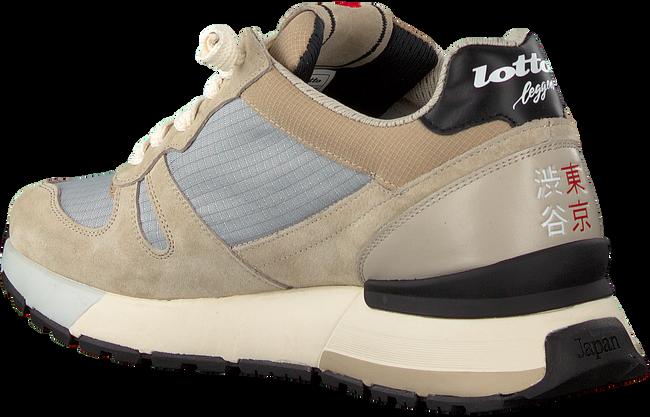 Beige LOTTO LEGGENDA Lage sneakers TOKYO SHIBUYA  - large