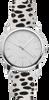 Zilveren IKKI Horloge LEVI  - small