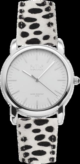 Zilveren IKKI Horloge LEVI  - large