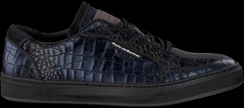 bdca6522b9fcf9 Blauwe FLORIS VAN BOMMEL Sneakers 13214 - Omoda.nl