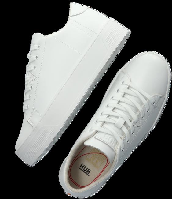 Witte HUB Lage sneakers HOOK-W XL  - large