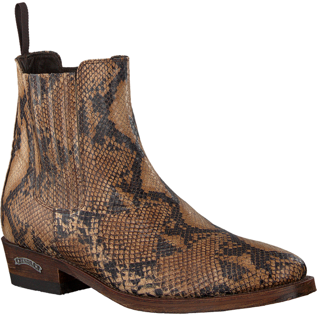 Bruine SENDRA Chelsea boots 12102  - large