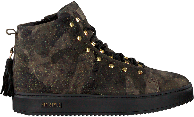Groene HIP Sneakers H1530 - large