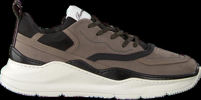 Grijze BARRACUDA Sneakers BU3242  - large