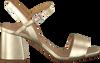 Gouden BRONX Sandalen JAGGER - small