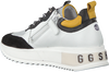 Witte GIGA Lage sneakers G3403  - small