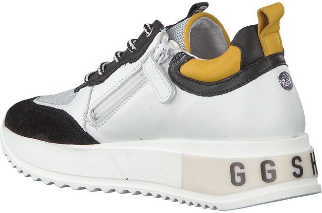 Witte GIGA Lage sneakers G3403  - large