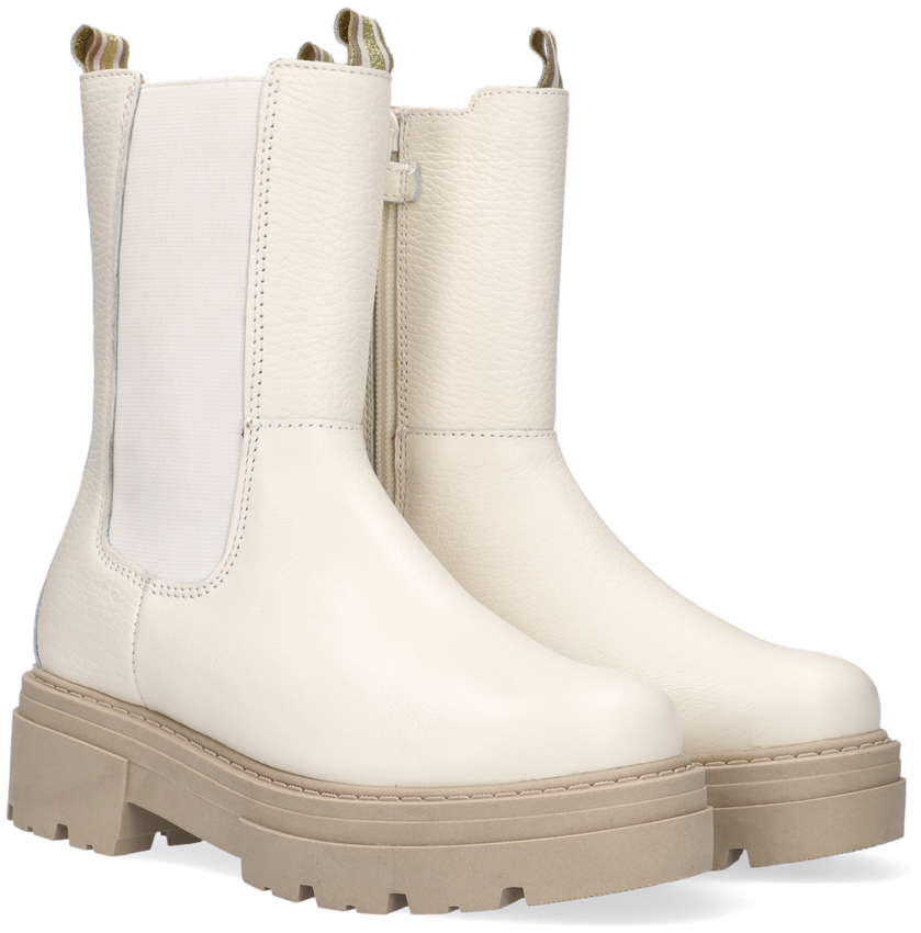 Beige WYSH Chelsea boots SUZAN  - larger