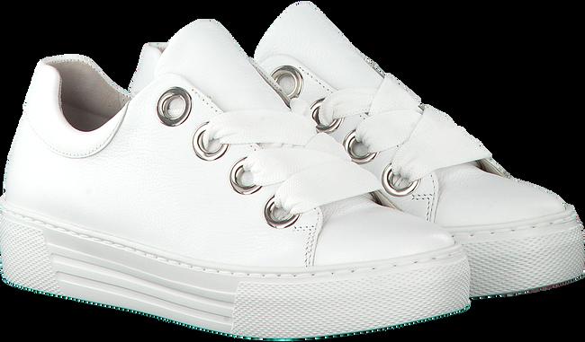 Witte GABOR Sneakers 464 - large