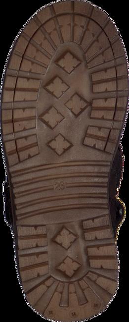 Bruine PINOCCHIO Lange laarzen P2230  - large