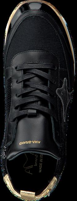 Zwarte AMA BRAND DELUXE Sneakers AMA-RUNNER DAMES  - large