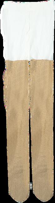 Gouden LE BIG Sokken GLITTER TIGHT - large