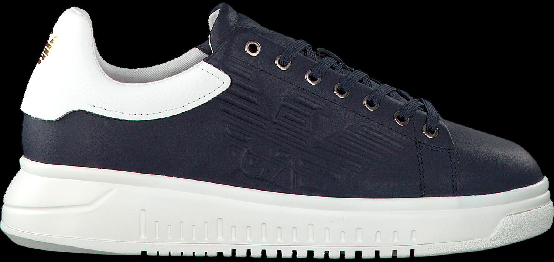 9f2292297da Blauwe EMPORIO ARMANI Sneakers X4X180 - Omoda.nl