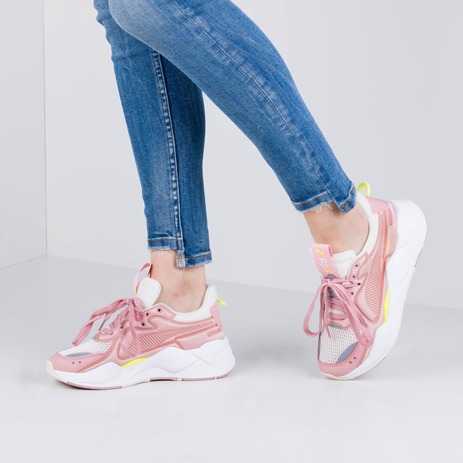 Roze PUMA Sneakers RS-X SOFTCASE  - large