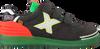 Zwarte MUNICH Lage sneakers G3 VELCRO  - small