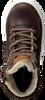 Bruine VINGINO Sneakers RENS HIGH - small