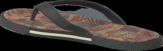 Grijze UGG Slippers BENNISON II HAWAIIAN CORK  - large