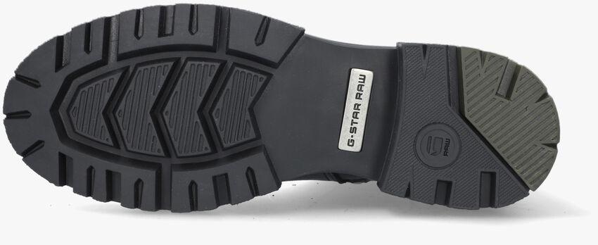 Zwarte G-STAR RAW Chelsea boots KAFEY HGH CHS LEA W  - larger