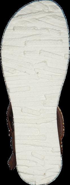 Bruine MJUS Sandalen 255072  - large