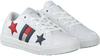 Witte TOMMY HILFIGER Sneakers LOW CUT LACE UP SNEAKER  - small