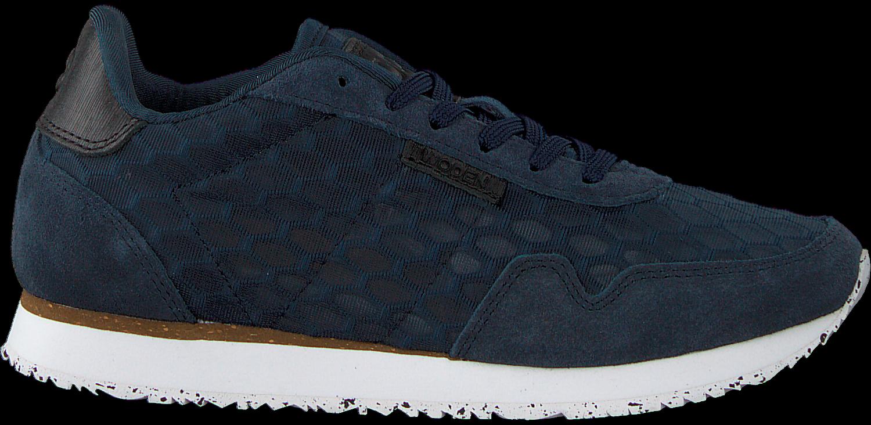 48253ff3620 Blauwe WODEN Sneakers NORA II MESH - large. Next