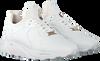 Witte EKN FOOTWEAR Lage sneakers LARCH HEREN  - small