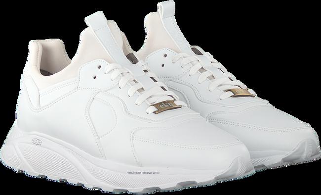 Witte EKN FOOTWEAR Lage sneakers LARCH HEREN  - large