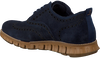 Blauwe COLE HAAN Veterschoenen ZEROGRAND WING OX  - small