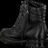 Zwarte MJUS Biker boots 971236 SOLE PAL - small