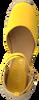 Gele UNISA Espadrilles CAUDE  - small
