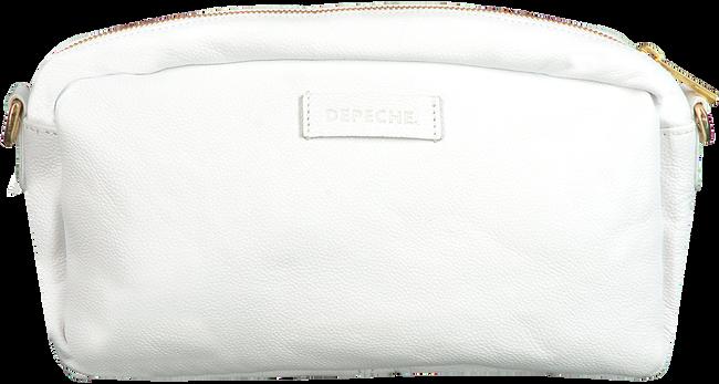 Witte DEPECHE Schoudertas 12670  - large