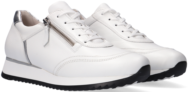 Witte GABOR Lage sneakers 035  - large