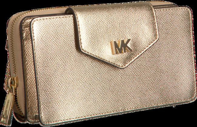 Gouden MICHAEL KORS Schoudertas SM CONV PHONE XBODY  - large