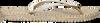 Gouden ILSE JACOBSEN Slippers CHEERFUL01 - small