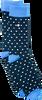Blauwe ALFREDO GONZALES Sokken POLKA DOTS - small